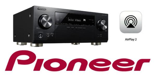 Pioneer Announces its First AVR with AirPlay 2 | Sound & Vision