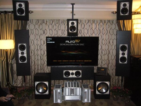 Auro 3d Height Surround Demo Blows Minds Sound Amp Vision