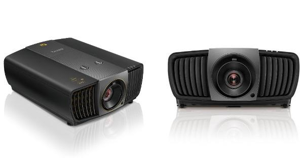 New BenQ Projectors Boast LED Light Engine, THX Certification