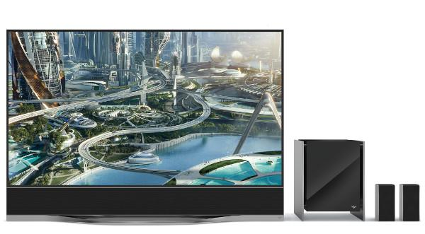 Vizio RS65-B2 LCD Ultra HDTV Review Vizio RS65-B2 Soundbar