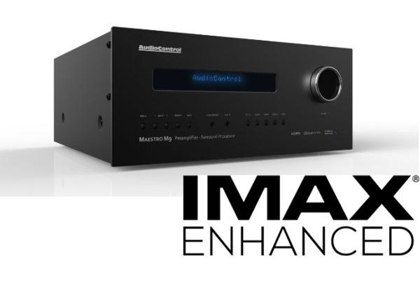 AudioControl Issues IMAX Update for AVRs, Processors