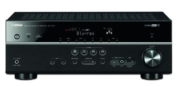 yamaha rx v473 and rx v573 a v receivers sound vision rh soundandvision com