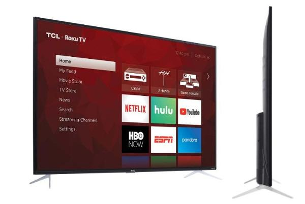 """TCL Announces $1,000 Deal on New 75"""" 4K TV"""