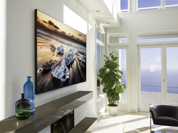 Samsung's AirPlay 2-ready QLED TVs go on sale