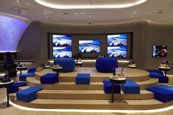 Samsung to Showcase 8K TVs at Experience Stores