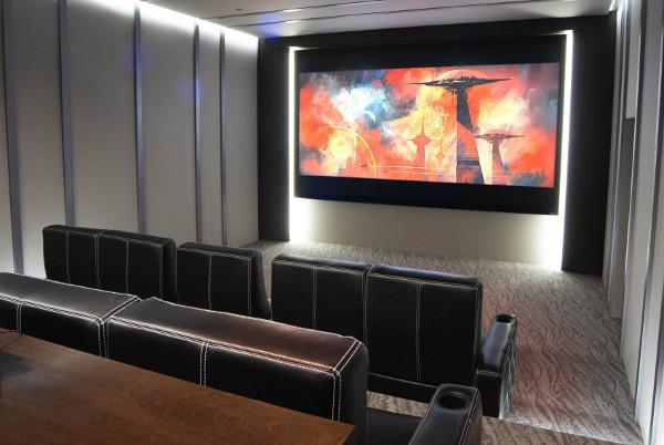 Seymour-Screen Excellence Unveils 'Budget' Projection-Screen Masking System