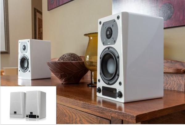 SVS Announces White Finish Option for Prime Wireless