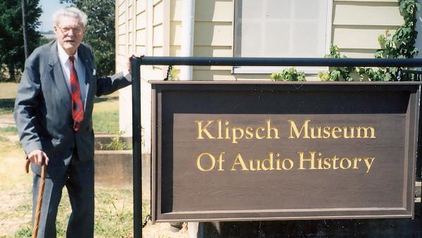 Klipsch Museum of Audio History Now Offering Memberships