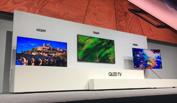 Samsung Unveils New Features for QLED TVs & More