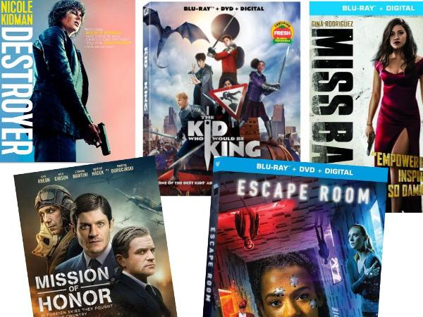 Eye on Blu-ray: Movies Headed for 4K Blu-ray (or Not