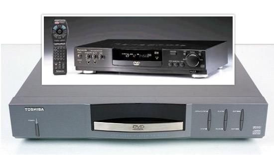 Flashback 1997: DVD Players Go On Sale