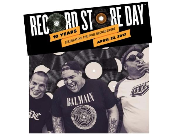 Sublime With Rome Announces Vinyl Exclusive for Record Store Day