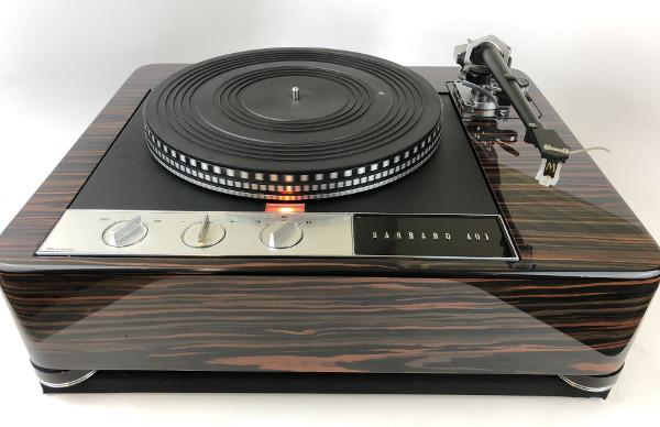 Audio Time Machine: The Garrard 401 Spins Again