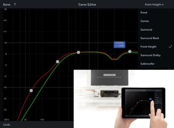 Denon, Marantz Launch Audyssey MultEQ Editor App   Sound