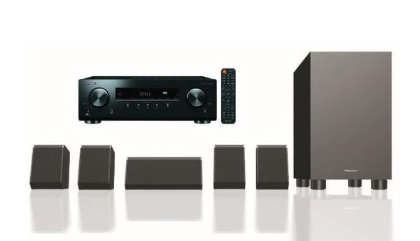 Pioneer Brings Back Home Theater in a Box