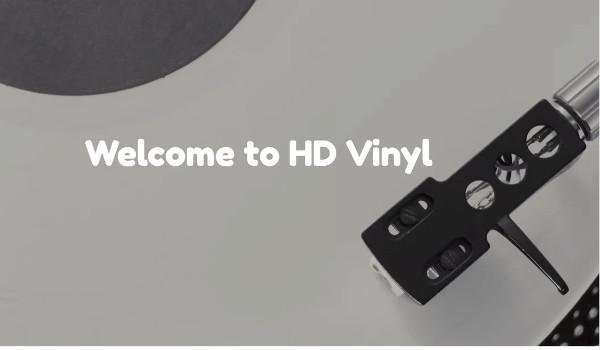 Get Ready for High Def Vinyl