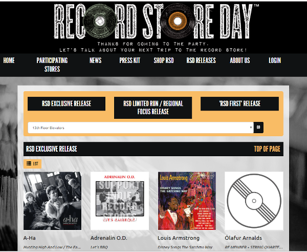 Record Store Day Releases to Quench Your Vinyl Thirst