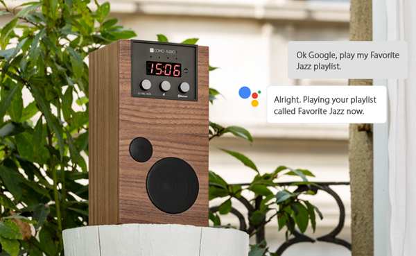 Como Audio Kickstarts Voice Controlled Music System | Sound