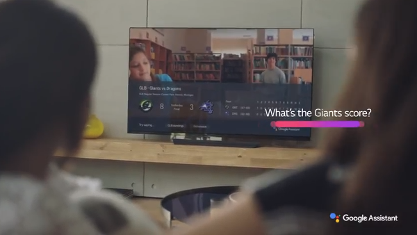 Lg Launches Google Assistant On 2018 Ai Thinq Tvs Sound Vision