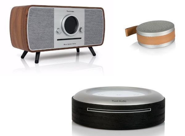 Tivoli Audio Announces Portable Audio Line