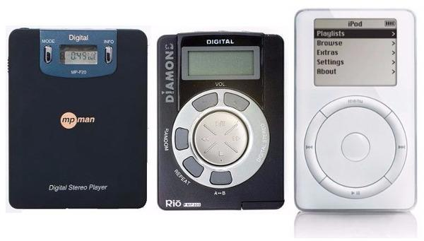 Flashback 1998: Birth of the MP3 Player | Sound & Vision