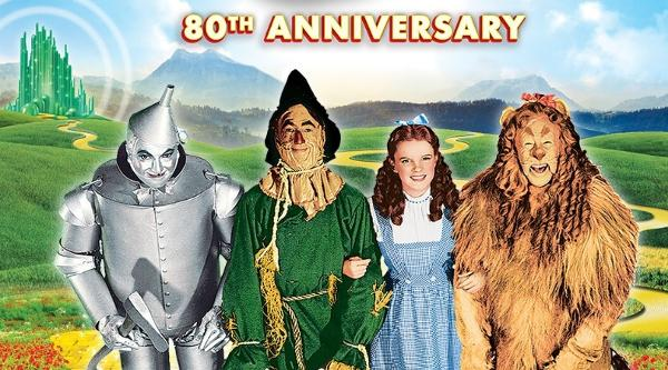 'Wizard of Oz' 80th Anniversary 4K Blu-ray in Works