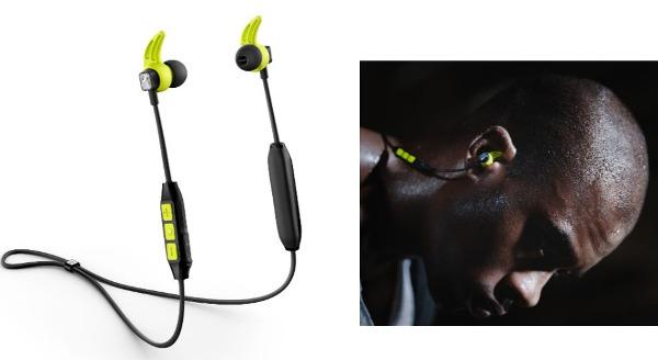 Sennheiser Targets Athletes with Wireless Earbuds
