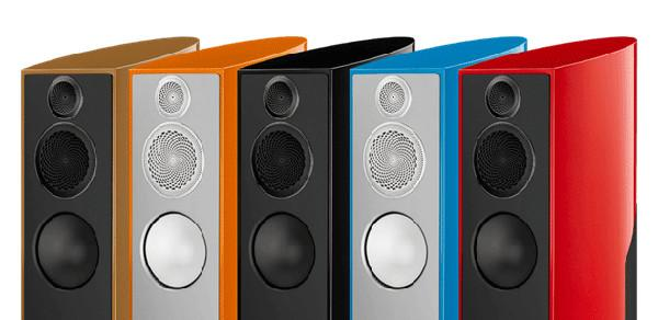 Paradigm Expands Finish Options for Persona Speakers