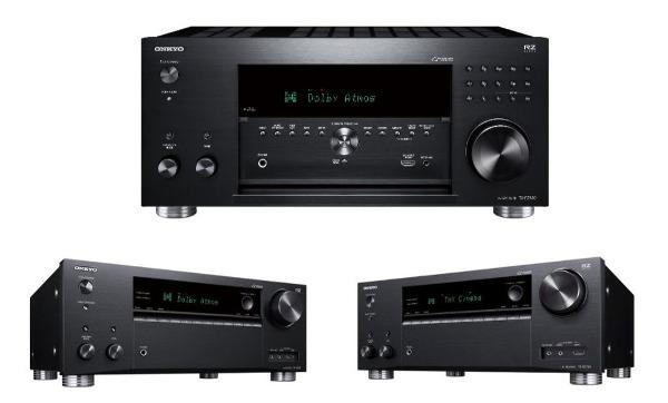 Onkyo's Taps RZ Series for First 'Sonos-Certified' AVRs