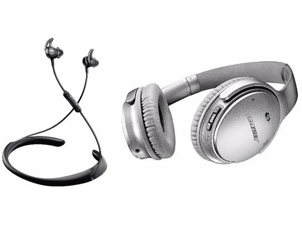 Bose Intros Wireless Headphones, One with Adjustable Noise