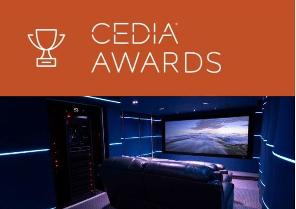 CEDIA Announces Home Tech Pro Award Finalists