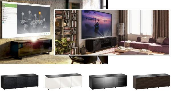 Salamander Designs, The Connecticut Based Maker Of Quality AV Furniture, Is  Addressing The Growing Interest In Ultra Short Throw (UST) Projectors With  A ...