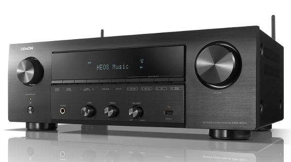 Denon Unveils Hi-Res Streaming Receiver with HDMI Video Section
