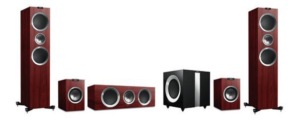 KEF R900 Home Theater Speaker System | Sound & Vision