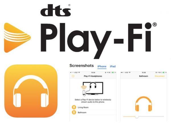 DTS Announces Play-Fi App for Headphone Listening