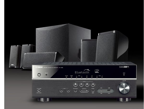 Yamaha Expands Home Theater in a Box Lineup