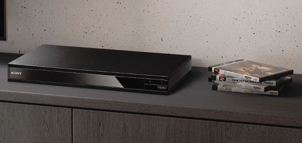 Sony Unveils New Flagship 4K Blu-ray Player