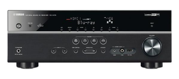 Yamaha RX-V475 A/V Receiver | Sound & Vision