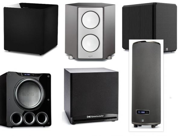 5-Star Bass: Best Subwoofers of 2017/2018