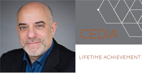 CEDIA Cites Mitchell Klein for Lifetime Achievement