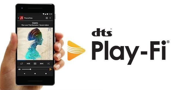 DTS Adds New Features to Play-Fi Streaming App | Sound & Vision