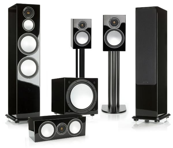 Monitor Audio Silver 10 Speaker System | Sound & Vision