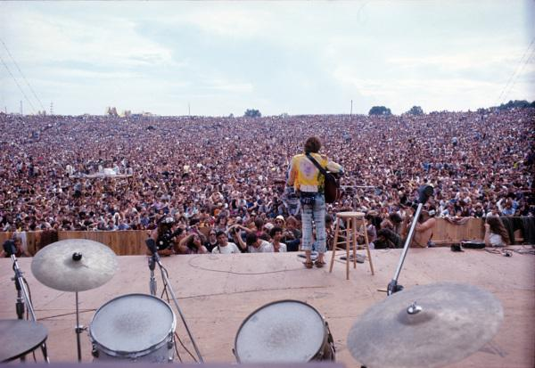 Woodstock at 50: Back to the Garden