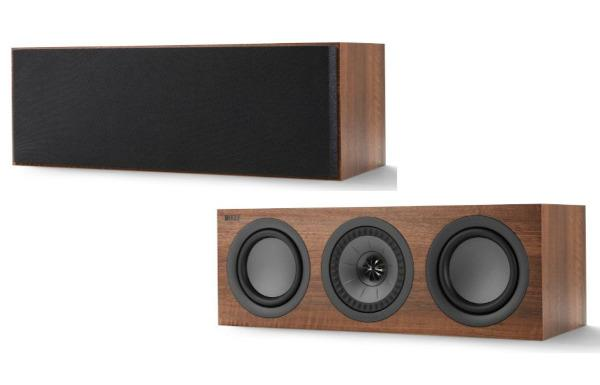 KEF Adds Compact LCR Speaker to Popular Q Series