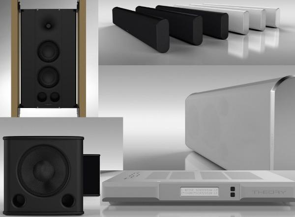 Theory Audio Design to Make Its Debut at CEDIA | Sound & Vision