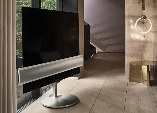 bang olufsen teams with lg on oled tv sound vision. Black Bedroom Furniture Sets. Home Design Ideas