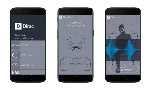 Dirac Announces 'Friendly' Room Correction Tool | Sound & Vision