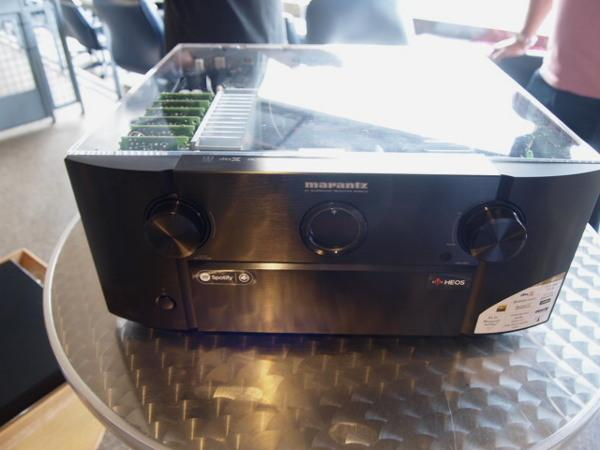 Denon, Marantz Embrace HDR, Auro, Alexa | Sound & Vision