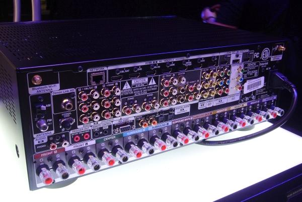 Denon's Flagship AVR Goes to 11 Amp Channels | Sound & Vision