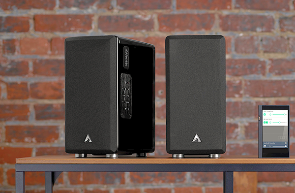 Atlantic Tech Unveils Wireless Bookshelf Speaker